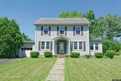 Albany Single Family Home Price Change: 114 South Manning Blvd