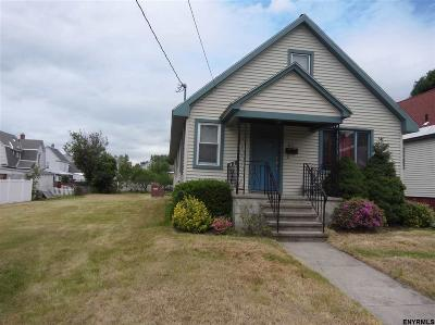 Schenectady Single Family Home New: 817 Raymond St