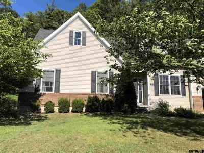 Rensselaer County Single Family Home For Sale: 23 Kriss Krossing