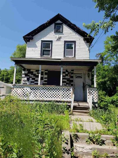 Schenectady Single Family Home New: 1838 Watt St