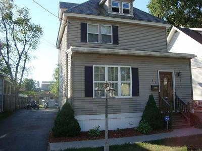 Schenectady Single Family Home New: 17 Marshall Av