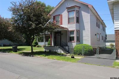 Watervliet Multi Family Home For Sale: 1329 8th Av