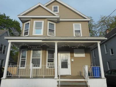 Schenectady Single Family Home New: 1038 Dean St