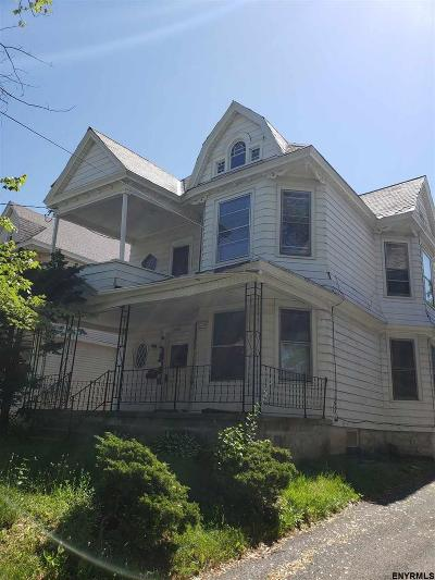 Schenectady Multi Family Home New: 1042 Park Av