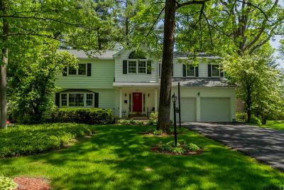 Niskayuna Single Family Home New: 1178 Godfrey La