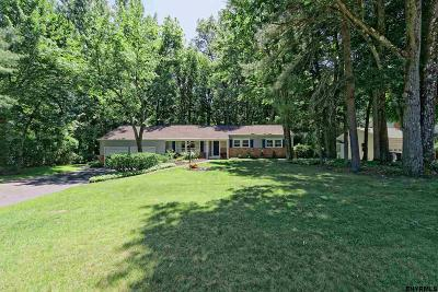 Clifton Park Single Family Home New: 44 Shadow Wood Way
