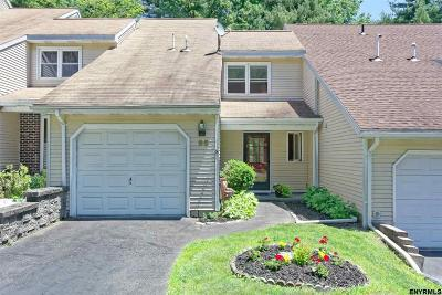 Clifton Park Single Family Home New: 85 Old Coach Rd