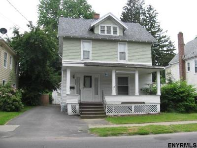 Gloversville NY Single Family Home For Sale: $81,300