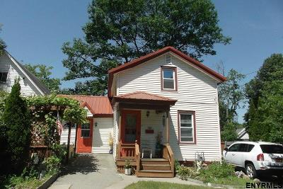 Gloversville Single Family Home For Sale: 105 Yale St