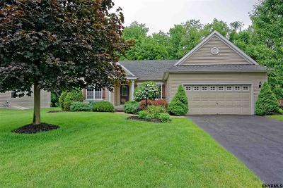 Clifton Park Single Family Home New: 7 Danbury Ct