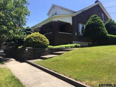 Watervliet Single Family Home For Sale: 700 16th St