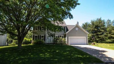 Single Family Home For Sale: 3 Staffords Crossing