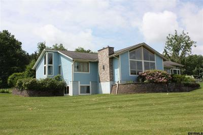 Rensselaer County Single Family Home For Sale: 112 Meadows Dr