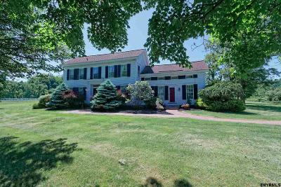 Schenectady County Single Family Home For Sale: 2515 Scotch Church Rd