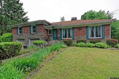 Menands Single Family Home For Sale: 184 Van Rensselaer Blvd