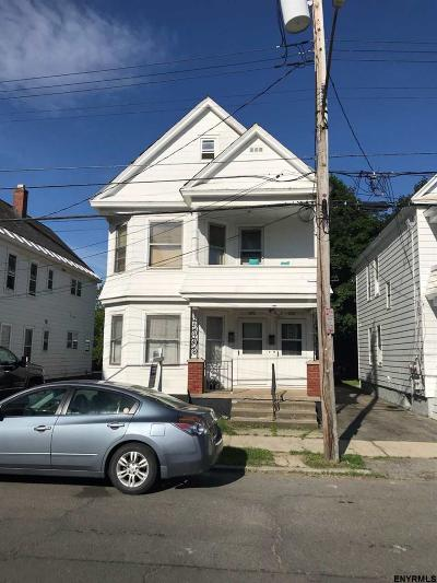 Schenectady Multi Family Home New: 1070 Webster St