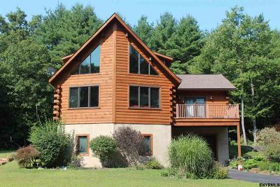 Rensselaer County Single Family Home For Sale: 71 Sherwood Acres Rd