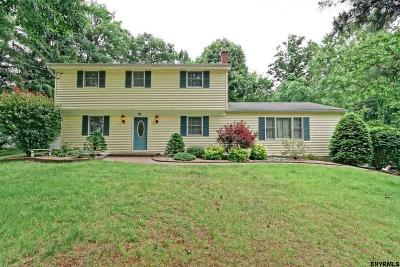 Clifton Park Single Family Home New: 29 Ashley Dr