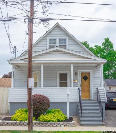 Schenectady Single Family Home New: 1225 10th Av