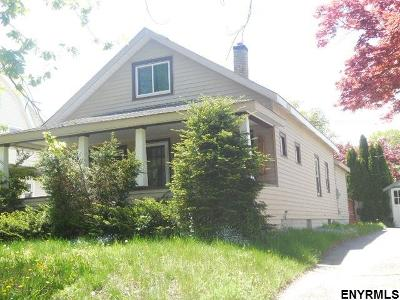 Schenectady Single Family Home New: 1315 Baker Av