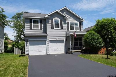 Colonie Single Family Home For Sale: 8 Jones Ct