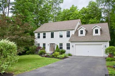 Ballston Spa Single Family Home For Sale: 943 Macarthur Dr