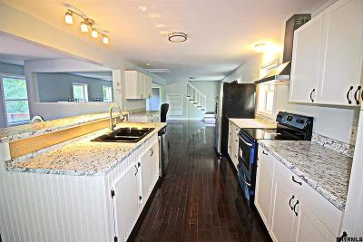 Rensselaer County Single Family Home For Sale: 160 Mountain View Way