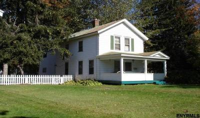 Saratoga Springs Single Family Home For Sale: 131 Lincoln Av