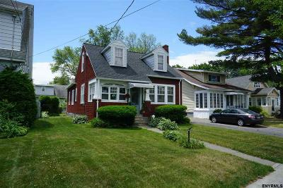 Albany Single Family Home New: 232 Whitehall Rd