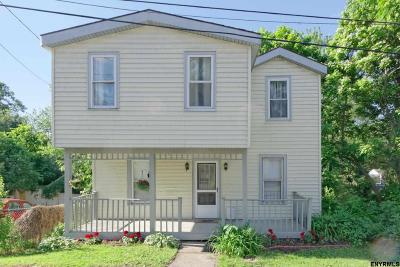 Niskayuna Single Family Home For Sale: 58 Williams St