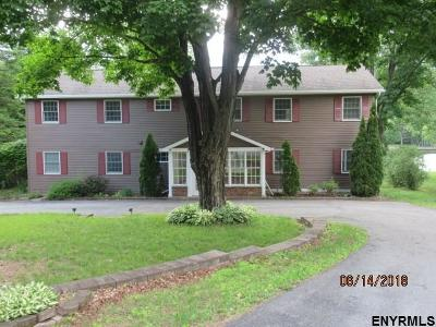 Albany County, Saratoga County, Schenectady County, Warren County, Washington County Single Family Home Price Change: 13 Hayslette Dr
