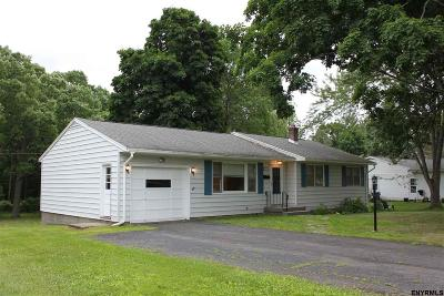 Colonie Single Family Home For Sale: 59 W Glenwood Dr