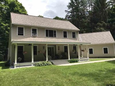Columbia County Single Family Home For Sale: 2982 State Route 203