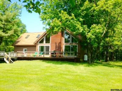 Schenectady County Single Family Home For Sale: 2493 Skyline Dr