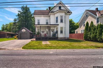 Amsterdam Single Family Home New: 108 Quackenbush St