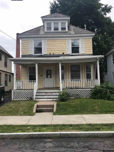 Schenectady Single Family Home New: 1659 Oneida St