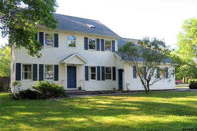 Colonie Single Family Home For Sale: 192 Lishakill Rd