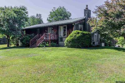Galway, Galway Tov, Providence Single Family Home For Sale: 5297 Lake Rd