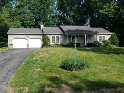 Clifton Park Single Family Home For Sale: 10 Abbey Ct