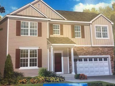 Halfmoon Single Family Home For Sale: 16 Howland Park Dr