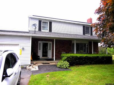 Schenectady County Single Family Home New: 304 Western Turnpike