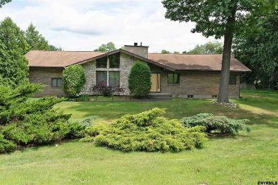 Menands Single Family Home For Sale: 38 Park Dr