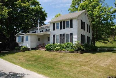 Salem NY Single Family Home New: $490,000