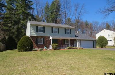 Clifton Park Single Family Home New: 37 Canterbury Rd