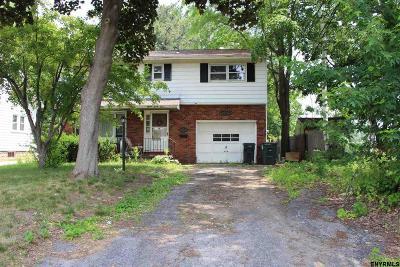 Rotterdam NY Single Family Home New: $144,972