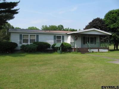 Johnstown Single Family Home For Sale: 137 Old Peck Hill Rd