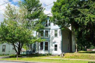Rensselaer County Single Family Home New: 141 Main St