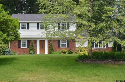 Clifton Park Single Family Home New: 17 Terrace Ct