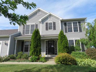 Saratoga County Single Family Home New: 13 Rolling Hills Dr