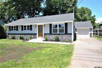 Colonie Single Family Home New: 74 Rooney Av